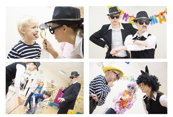 Конкурсы для детей детективов