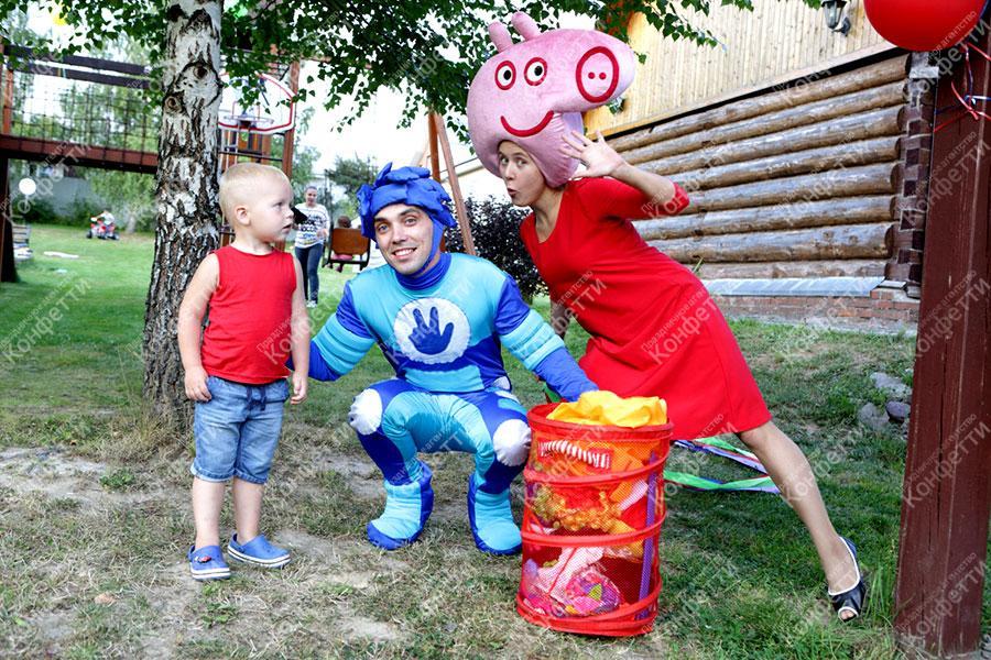 Заказ аниматоров Битцевский Парк аниматоры в детский сад Сретенский бульвар